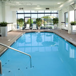 Newly renovate indoor heated pool