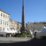 Arles centre