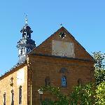 Kirche nebenan