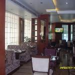 the dinning hall