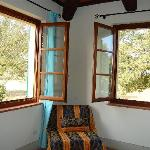 Bedroom windows