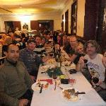 Dinner UCPA Chamonix