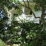 Villa Aussenansicht