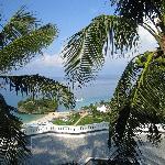 Meersicht von Argonauta Villa