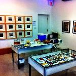 Gallery with Breakfast Served