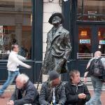 The James Joyce Statue