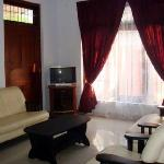 Fully furnished living areas