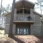 Villa on Pin Oak Lake