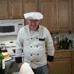Dr. Ira Bates, Innkeeper