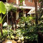 Courtyard, Wisma Arys