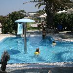 Petite piscine enfants