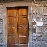 Front Door to Hotel
