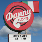 Danny Boys is a cool place to eat!