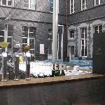 Beau bar moderne de l'Hermitage Gantois