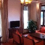 room 422 lounge area