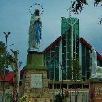 Lourdes en el Challao -  Mendoza-nuevo templo