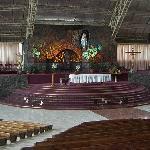 Interior del templo nuevo,anfiteatro
