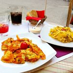 Best Vegetarian Pasta we had in Italy!