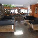 Reception Area Lindos Gardens