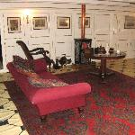 The officers wardroom.