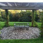 Quiet spot to soak up nature