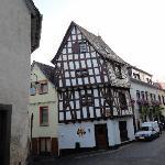 Nice old wine village