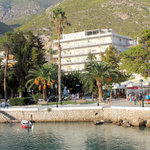 HOTEL PARK from the port