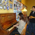Piano & other instruments available