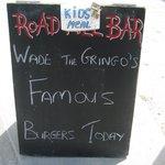 Wade The Gringo Burgers
