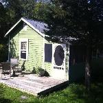 the green cottage