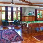 Glen Aros Games Room