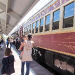 Grapevine train staion