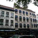 front of Hotel Schedlezicht