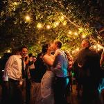 nice night time ambiance on the dancefloor at night. Photo by john robert woods photography