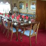 Dine in style at Bomains