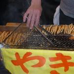 Hot Sen Bei (Rice Crackers)