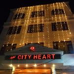 Hotel City Hearts Amritsar  Fassade