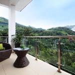 Alphine Suite balcony