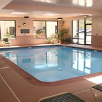 Relax in our in-door pool