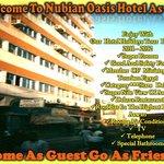 NUBIAN OASIS HOTL ASWAN