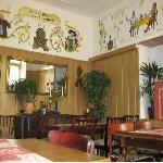 "Die Bürgerstube in ""Ellen´s Restaurant"" im Hotel Kolpinghaus Andernach"