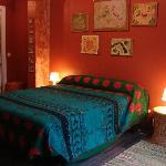 Batiks room