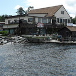 The Black Frog, Moosehead Lake