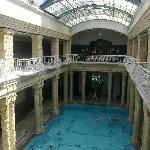 excellent indoor pool