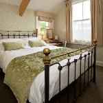 Bedroom with Victorian Bedstead