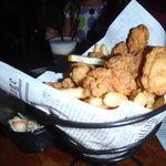 Oyster Basket....