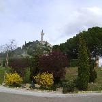 El Cristo del Otero, Palencia.