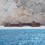 The AM trip - ship wreck