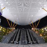 MRT station of central park