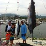 pescando en Embarcadero Pacifico